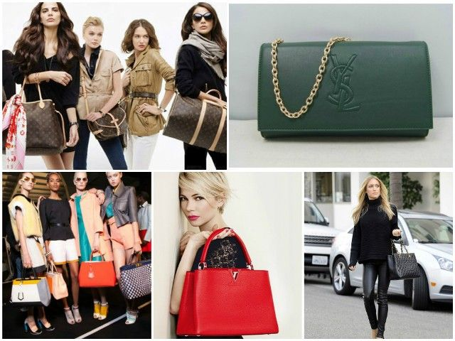 Máximas marcas populares no mundo para bolsas caras