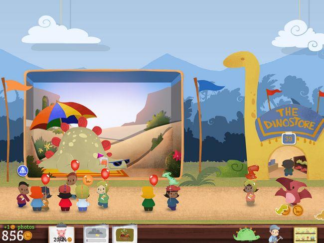 jogos iPad para crianças