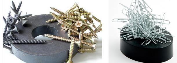 Coisas para lembrar depois que você aprende ao metal magnetizado