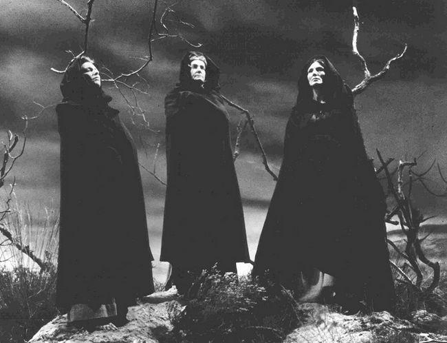 Top 10 das bruxas nomes mais conhecidos