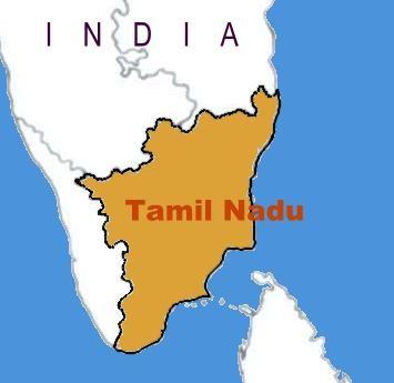Pontos turísticos em Tamil Nadu