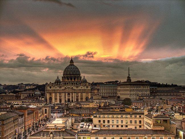 Roma Antiga para Florença