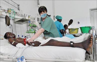 O tratamento para o vírus Ebola
