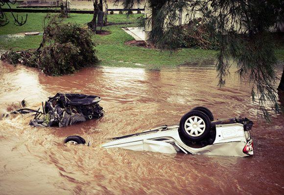 Tipos de desastres naturais