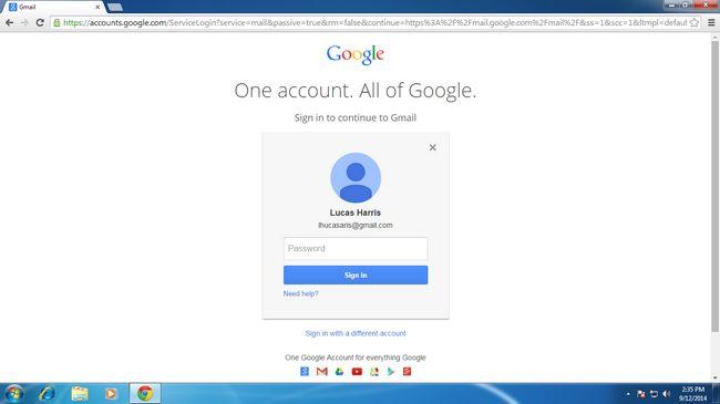 Os destinatários não revelados gmail