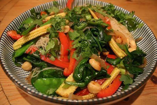 stir fry vegetarianas