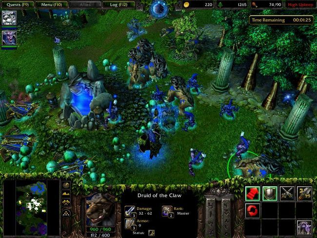 Warcraft 3 Cheats