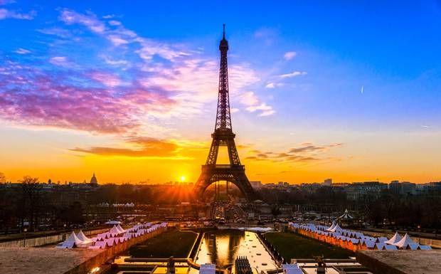 Tempo em Paris