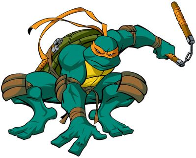 Quais são os nomes das tartarugas ninja?