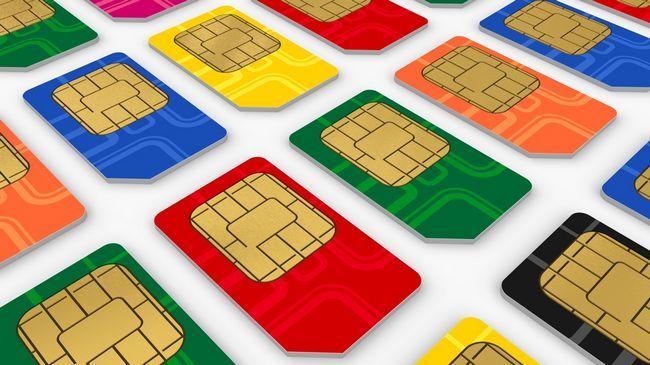 O que é um cartão SIM?