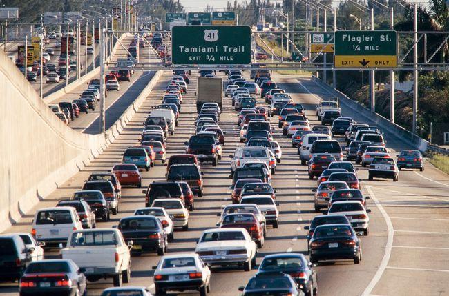 Qual é o nível de congestionamento?