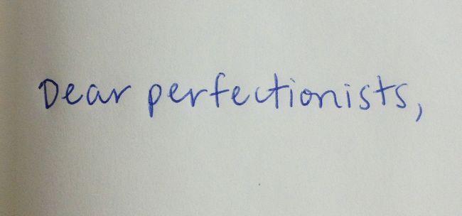 Que tipo de um perfeccionista você?