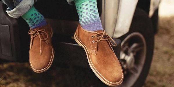 Que sapatos homens dizem sobre os seus encontros personalidades