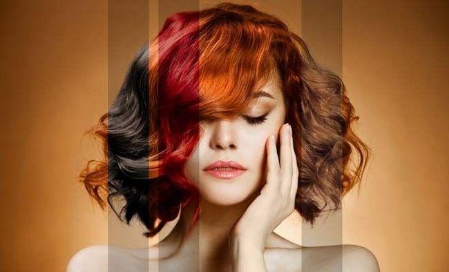 E se você odeia sua nova cor de cabelo