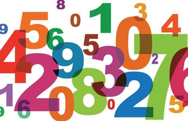 Ao especificar os números