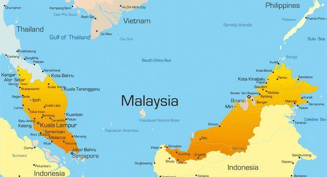 Para onde ir na Malásia