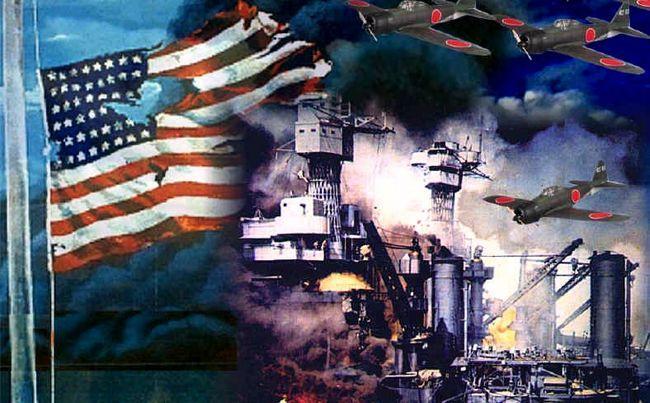 Por que o Japão atacou Pearl Harbor fez?