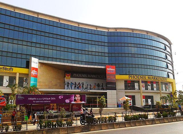 Por que os índios preferem centros comerciais