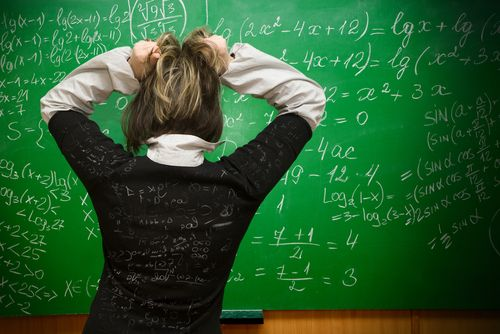 Por que as pessoas odeiam matemática?