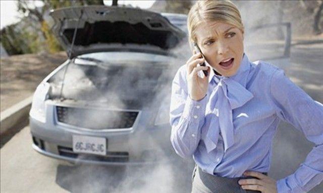 Por que meu carro está superaquecendo?