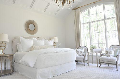 Porque amo roupa de cama branca