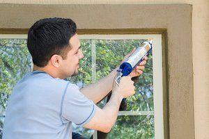 janela reparação conjunta