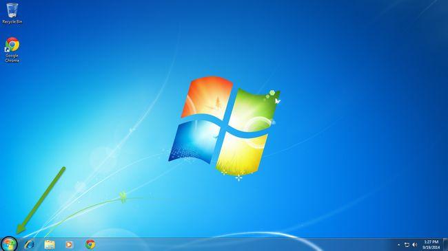 Redefinir senha do Windows 7