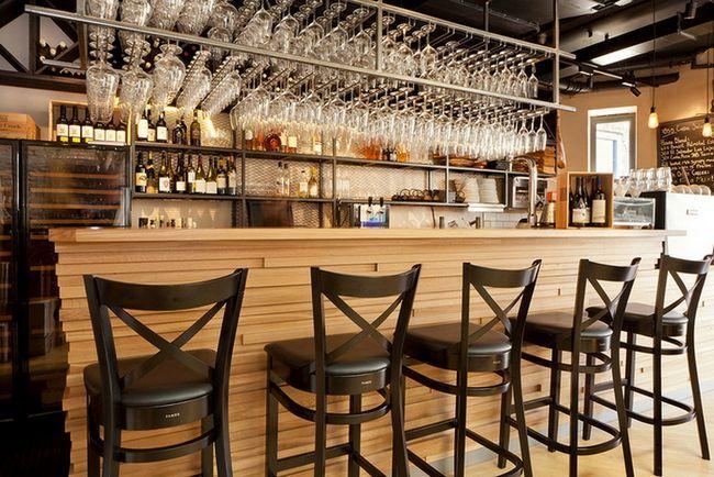 Wine bar idéias de decoração