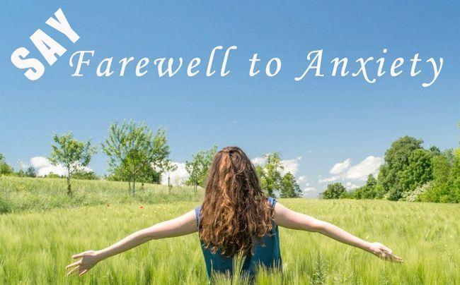 Você pode superar a ansiedade se você acabou de aprender a relaxar!
